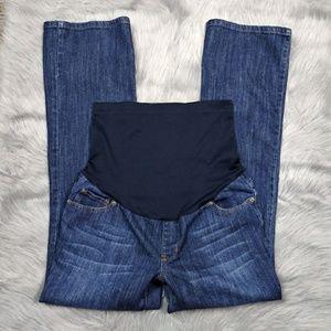 Liz Lange Maternity Blue Jeans size 4